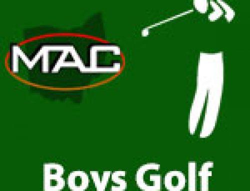 9/14 MAC Boys Golf Scores