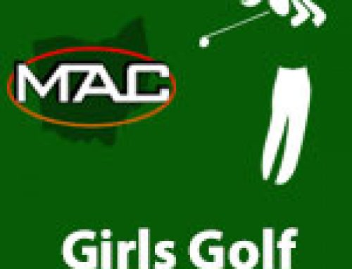 8/11 Girls Golf Scores